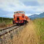 Il Treno dei Sapori nelle campagne attorno al lago d'Iseo