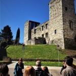 I viaggiatori scoprono Iseo:il Castello