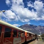 Il Treno dei Sapori guarda alla Valle Camonica