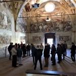 I viaggiatori scoprono Pisogne: gli affreschi del Romanino