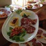 piatto salumi e formaggi