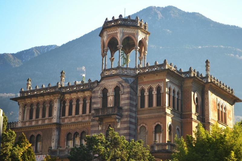 Villa Gheza a Breno