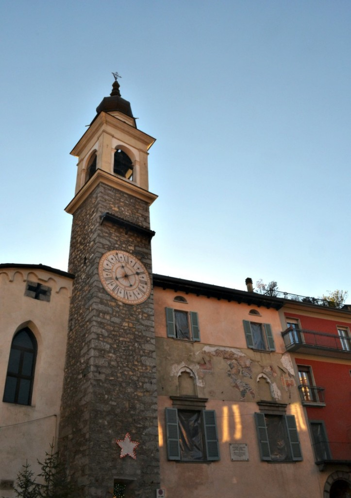 facciata della chiesa di S.Antonio